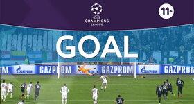 Goal: Juventus Turin 1 - 0 FC Porto : 42', Dybala, penalty