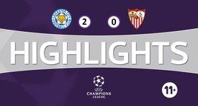 Leicester - FC Séville