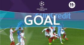 Goal: Monaco 3 - 1 Manchester City : 77', Bakayoko