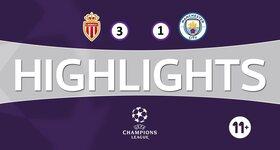 Monaco - Manchester City