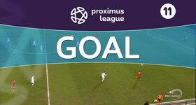 Goal: OH Louvain 0 - 1 AFC Tubize : 26', Lee