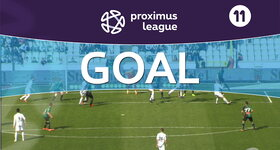 Goal: Cercle Brugge 0 - 1 Lommel United 27' SCHEELEN