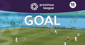 Goal: Cercle Bruges 0 - 2 Lommel United 33' SCHEELEN