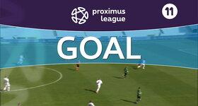 Goal: Cercle Bruges 0 - 3 Lommel United 59' BERTJENS