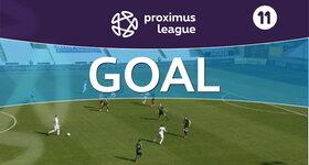 Goal: Cercle Brugge 0 - 4 Lommel United 71' PLATJE