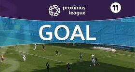 Goal: Cercle Bruges 0 - 5 Lommel United 90' GAETHOFS