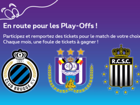 Road to the Play-Offs ! Gagnez des tickets pour un match au choix!