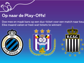 Road to the Play-Offs! Win tickets voor een match naar keuze!