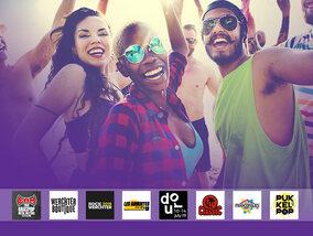 Win tickets voor de zomerfestivals