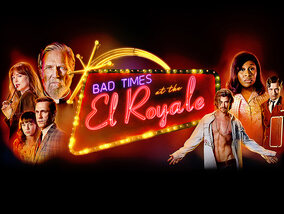 Win een pokerset en/of goodies van 'Bad Times at the El Royale'