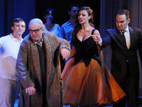 Win je tickets met Mezzo Live HD voor Donizetti's opera 'Don Pasquale' in De Munt!