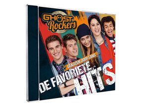 Win een cd van Ghost Rockers!