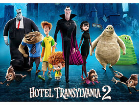 Win een scary party in de stijl van Hotel Transylvania 2, of drie VOD-codes!