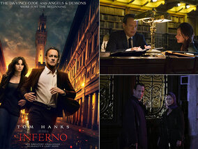 Win een reischeque en treed in de voetsporen van Tom Hanks in 'Inferno'!