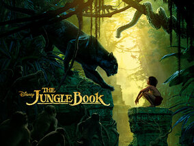 Win toffe prijzen van 'The Jungle Book'!