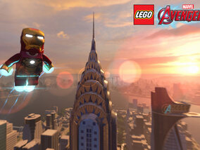 Win de game LEGO Marvel's Avengers!