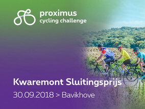 Proximus Cycling Challenge: Win tickets voor de Kwaremont Sluitingsprijs!