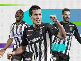 Remportez une expérience VIP pour 5 personnes lors d'une rencontre des Play-offs de Charleroi !