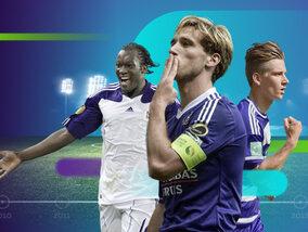Remportez une expérience VIP pour 5 personnes lors d'une rencontre des Play-offs d'Anderlecht !