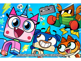 Win een PlayStation 4 + LEGO Dimensions Starter Pack + Unikitty LEGO Dimensions Fun Pack!
