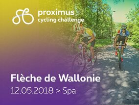 Win tickets voor de Waalse Pijl!