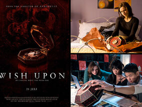 "Win een duoticket voor de horror-thriller ""Wish Upon""!"