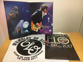 Win de cd/dvd Wembley or Bust van Jeff Lynne's ELO