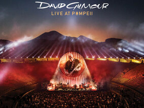 Remportez un double CD ou une box deluxe de David Gilmour, 'Live At Pompeii' !