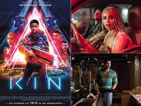 Fan van sciencefiction? Win een duoticket voor 'Kin'!