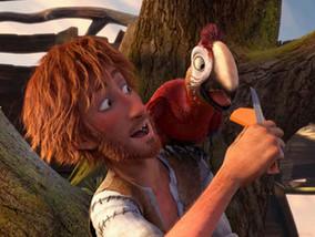 "Gagnez le DVD du film ""Robinson Crusoe"""