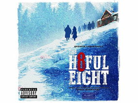 Win de bekroonde soundtrack van The Hateful Eight!