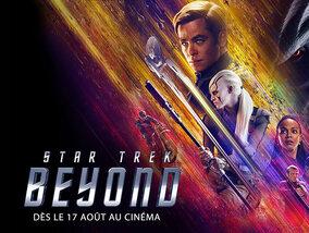 Remportez des tickets pour l'avant-première de 'Star Trek Beyond' et de fantastiques prix !