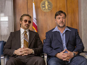 Win een dvd of een collector's edition vinyl van 'The Nice Guys'!