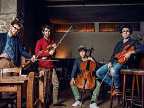 Ga het Vision String Quartet live bekijken op het Musiq3-festival!