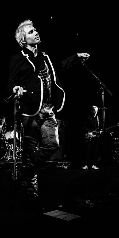 Photoreport Franz Ferdinand by byWIM