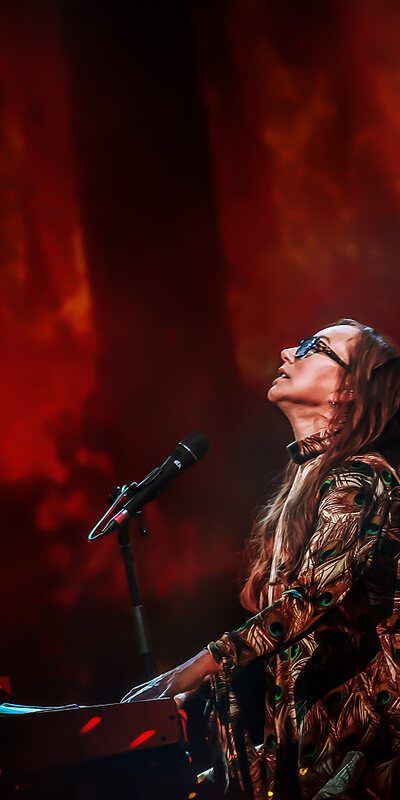 Photoreport Tori Amos by Inge Kinnet