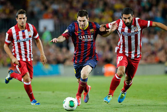 Atletico Madrid Barcelone streaming vf gratuit FC Barcelone vs Atletico Madrid streaming live HD BeinSport