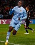 Yaya Touré : 17,6 millions d'euros par an