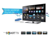 7 Samsung Smart TV's te winnen!