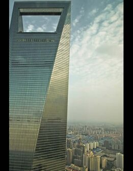 Shanghai World Financial Center - Shanghai