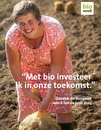 Genieten van bio tijdens de Bioweek 2015