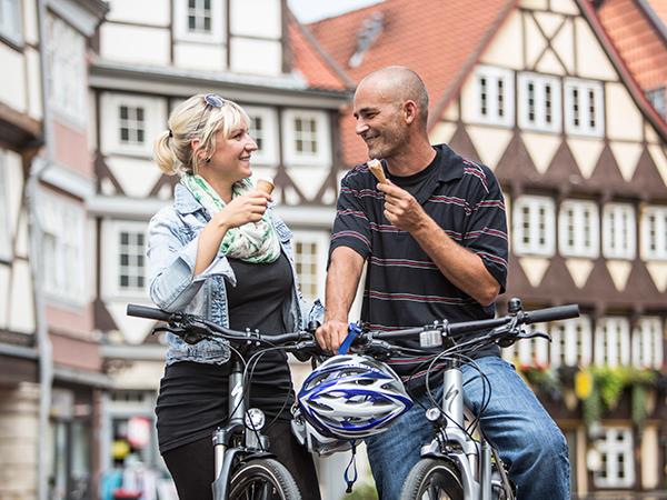 Negen unieke fietsroutes in Nedersaksen