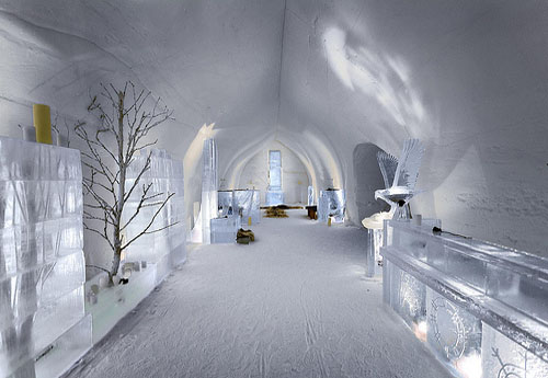 dormir dans un h tel en glace laponie la d couverte de l 39 hiver dans le grand nord. Black Bedroom Furniture Sets. Home Design Ideas