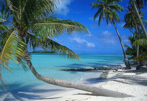 Le paradisiaque de l 39 everest bora bora les plus beaux paysages du m - Iles paradisiaques du monde ...