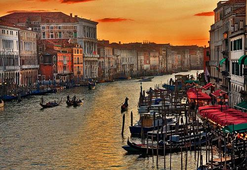 Les destinations les plus romantiques du monde