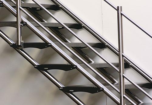 escalier exterieur en kit en belgique