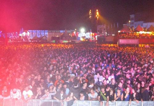 Plus grand festival belge