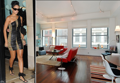 Rihanna son appartement soho appartements de stars new york - Appartement new york achat ...