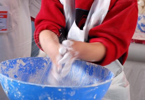 Wat heb je nodig om zoutdeeg te maken…
