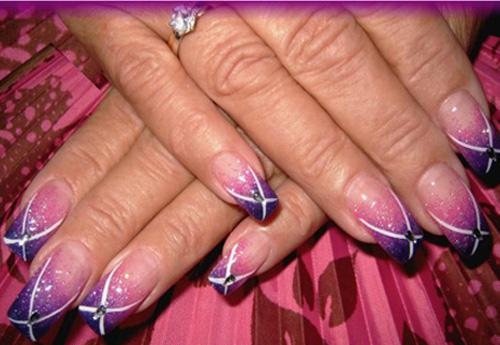 Combien Co Te Le Nail Art Faux Ongles Nail Art